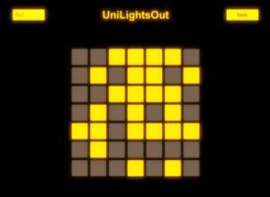 Unity製ライツアウト「UniLightsOut」